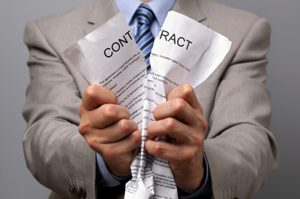 Damages for a Breach of Contract